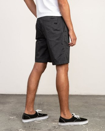 4 All Time Session Short Black M201TRSE RVCA