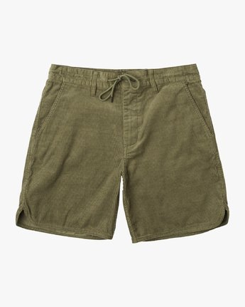 "0 Reed 18"" Walkshort Brown M201URRW RVCA"