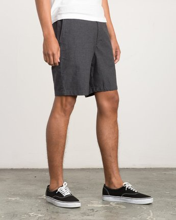 6 All Time Arc Short Black M202QRAT RVCA