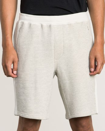 7 Premium Sweat Short Silver M202SRPR RVCA