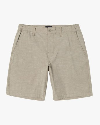 "0 DAGGERS 19"" CHINO SHORT Purple M202TRDC RVCA"