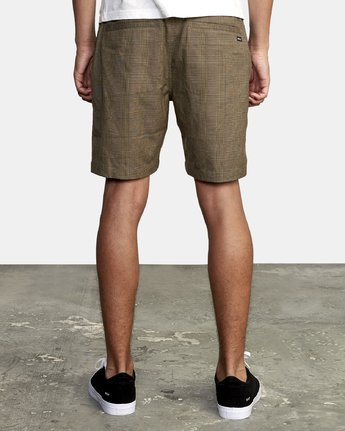 3 ALL TIME STILLWELL SHORT Brown M2032RAS RVCA