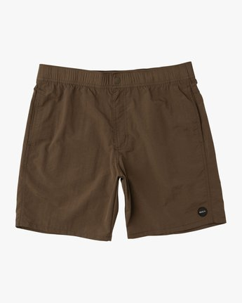 0 Nomatic All Time Hybrid Short  M203QRNO RVCA