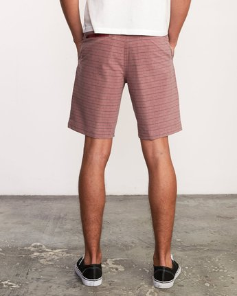 4 Balance Fairview Hybrid Short Grey M203URFH RVCA