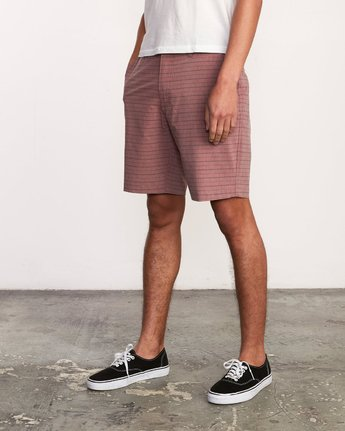 2 Balance Fairview Hybrid Short Grey M203URFH RVCA
