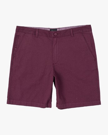 CRUSHED WALKSHORT  M2051RCW