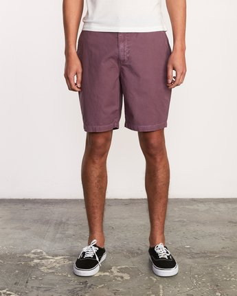 1 Butterball Over Dye Short Blue M205PRBU RVCA