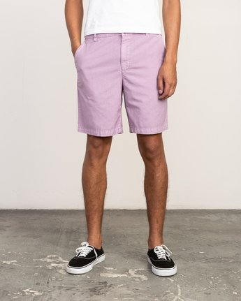1 Butterball Over Dye Short Purple M205PRBU RVCA