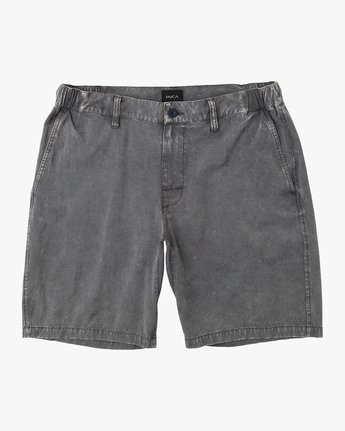 0 All Time Coastal Hybrid Short Grey M206QRCO RVCA