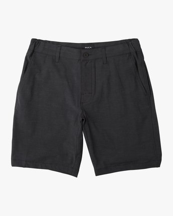 0 All Time Coastal Hybrid Short Black M206QRCO RVCA