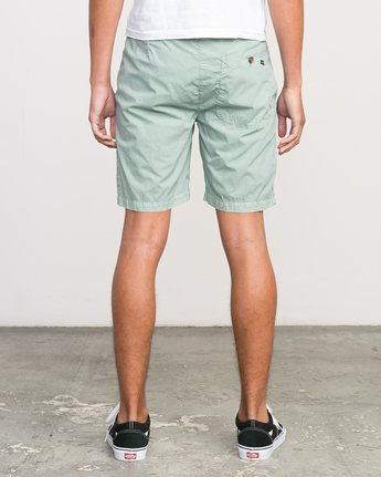 4 Nomad All Time Short Green M207PRNO RVCA