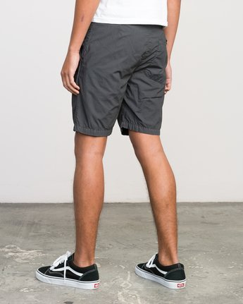 3 Nomad All Time Short Grey M207PRNO RVCA