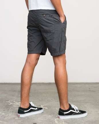 5 Nomad All Time Short Grey M207PRNO RVCA