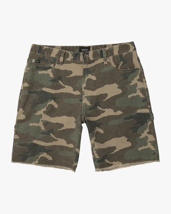 0 Work It Camo Short Camo M208NRWO RVCA