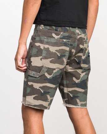 7 Work It Camo Short Camo M208NRWO RVCA