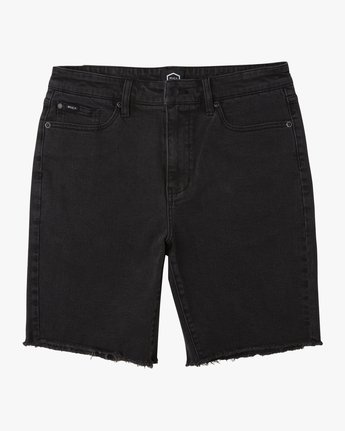 0 Daggers Denim Short Black M208TRDV RVCA