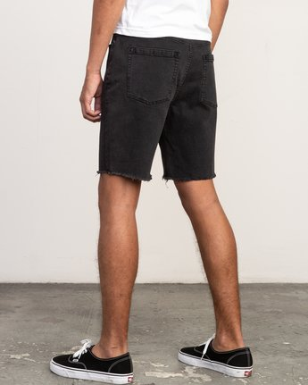 3 Daggers Denim Short Black M208TRDV RVCA