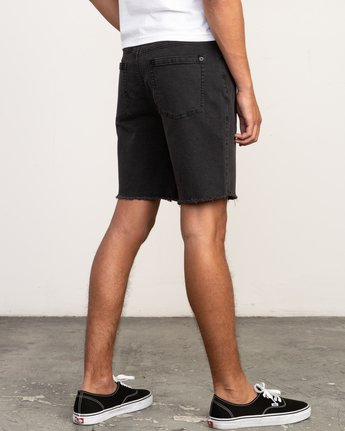 5 Daggers Denim Short Black M208TRDV RVCA