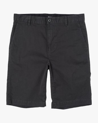"0 DAGGERS 19"" CHINO SHORT Orange M2103RDC RVCA"