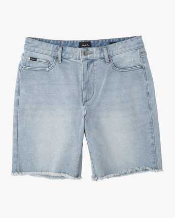 0 Daggers Denim Short Blue M210TRDO RVCA