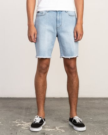 1 Daggers Denim Short Blue M210TRDO RVCA