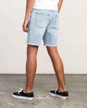 3 Daggers Denim Short Blue M210TRDO RVCA
