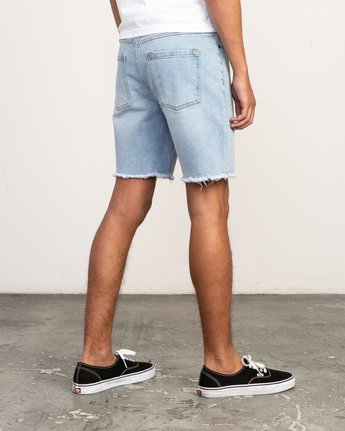 5 Daggers Denim Short Blue M210TRDO RVCA