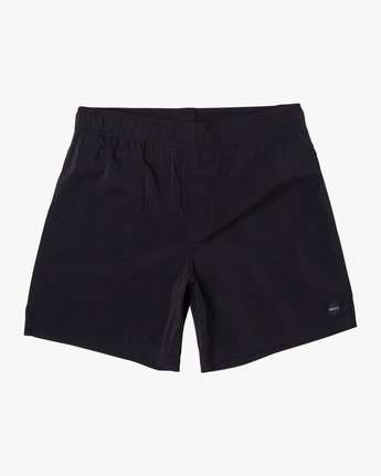 "0 FLUX WALKSHORT 16"" Black M2123RFW RVCA"