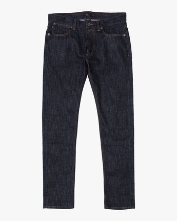 RVCA ROCKERS DENIM  M3013RRO