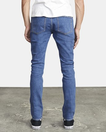 8 ROCKERS SKINNY FIT DENIM Multicolor M3013RRO RVCA
