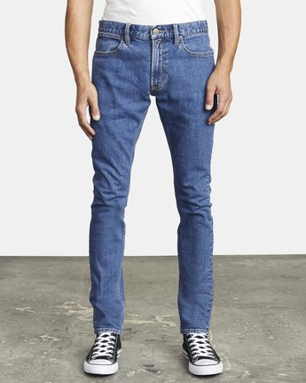 7 ROCKERS SKINNY FIT DENIM Multicolor M3013RRO RVCA