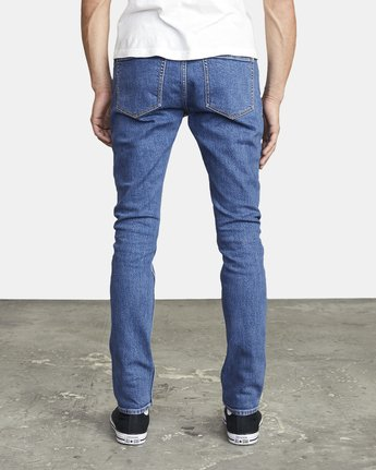 2 ROCKERS SKINNY FIT DENIM Multicolor M3013RRO RVCA