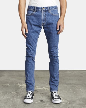1 ROCKERS SKINNY FIT DENIM Multicolor M3013RRO RVCA