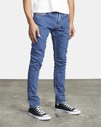 6 ROCKERS SKINNY FIT DENIM Multicolor M3013RRO RVCA