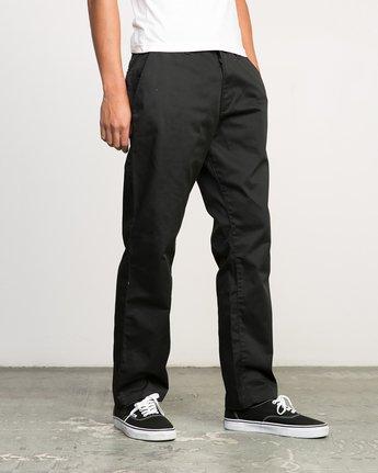 5 Americana Pant Black M301LRAP RVCA