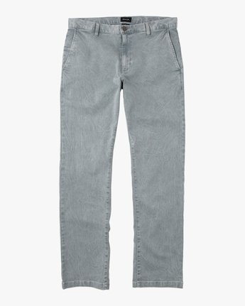 5 Daggers Rinsed Chino Pant Blue M301NRDR RVCA