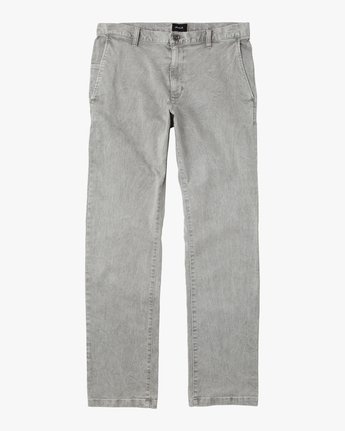 5 Daggers Rinsed Chino Pant Grey M301NRDR RVCA