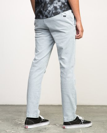 3 Daggers Rinsed Chino Pant Blue M301NRDR RVCA