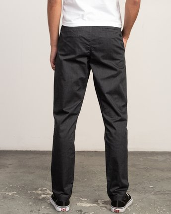 3 All Time Session Pant Black M301TRSE RVCA