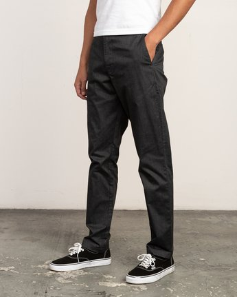 1 All Time Session Pant Black M301TRSE RVCA