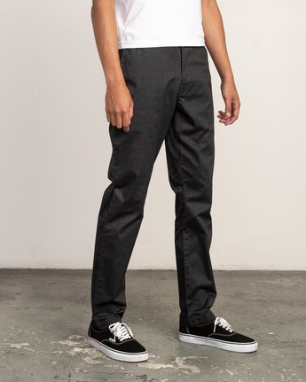 5 All Time Session Pant Black M301TRSE RVCA