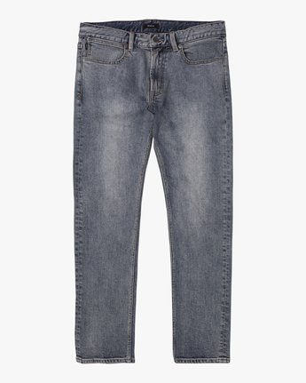 7 DAGGERS SLIM FIT DENIM Blue M3023RDA RVCA