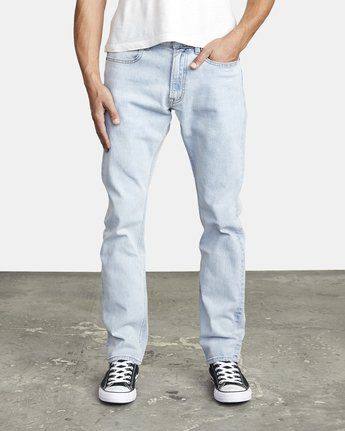 1 DAGGERS SLIM FIT DENIM Multicolor M3023RDA RVCA