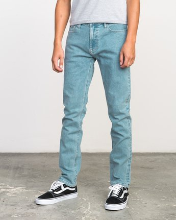 1 Stay RVCA Denim Jeans  M303NRST RVCA