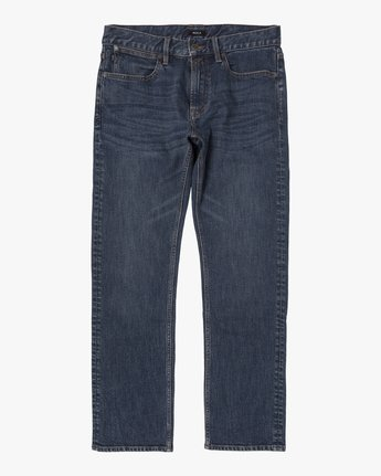 7 WEEKEND STRAIGHT FIT DENIM Blue M3043RWK RVCA