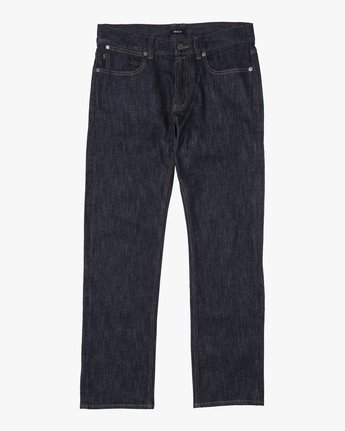 1 week-end STRAIGHT FIT DENIM Blue M3043RWK RVCA