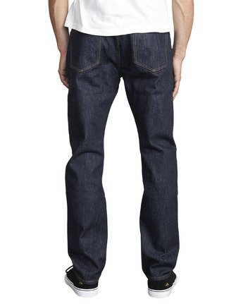 9 week-end STRAIGHT FIT DENIM Blue M3043RWK RVCA