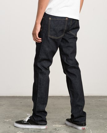 2 Hexed Slim Fit Denim  M304QRHD RVCA