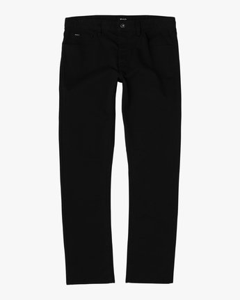 STAY RVCA PANT  M306NRSP