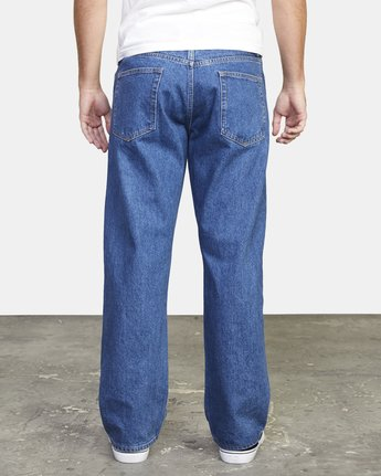 3 AMERICANA RELAXED FIT DENIM Multicolor M3073RAM RVCA